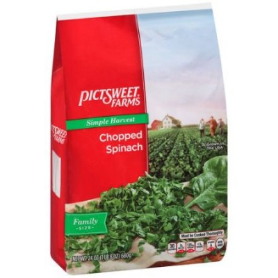 All Natural Chopped Spinach
