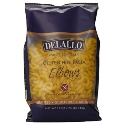 Gluten Free Corn And Rice Pasta Blend, Elbows