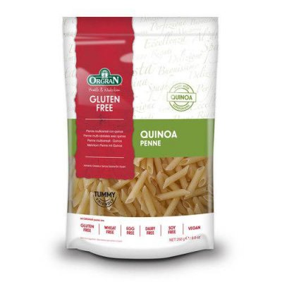 Multigrain Penne With Quinoa Pasta