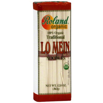 Organic Traditional Lo Mein Noodles