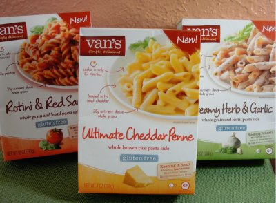 Ultimate Cheddar Penne, Simply Delicious Whole Grain Pasta Side, Gluten Free