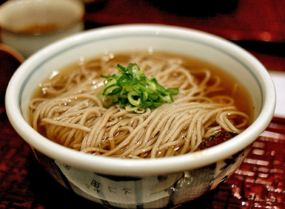 Authentic Japanese Buckwheat Noodle