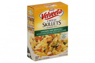 Chicken And Broccoli Cheesy Skillets Dinner Kit