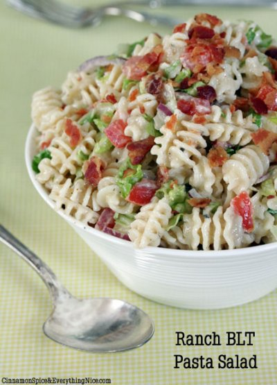 Original Ranch Pasta Salad