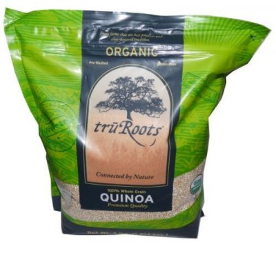 100% Whole Grain Organic Quinoa