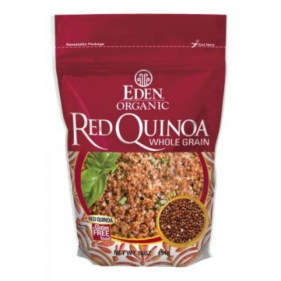 Organic Red & White Quinoa, 100% Whole Grain
