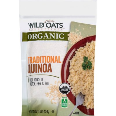 Quinoa, Traditional, Organic
