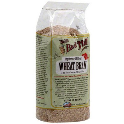 Wheat Bran, Unprocessed Miller's