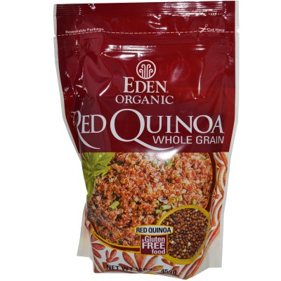 Whole Grain Red Quinoa