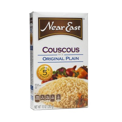 Couscous Mix Original Plain