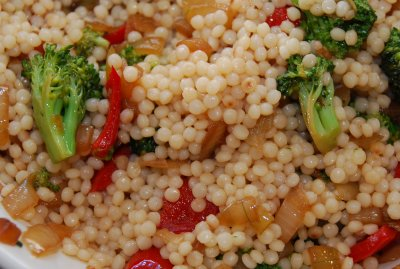 Couscous, Pearled