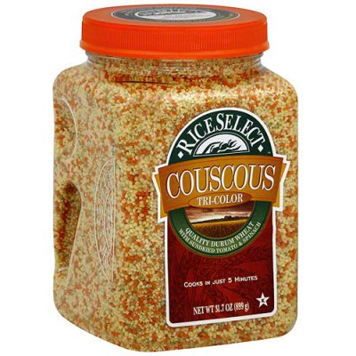 Couscous, Tri-Color