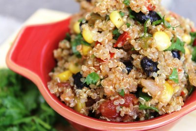 Easy Quinoa Southwest