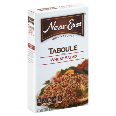 Taboule Mix, Wheat Salad
