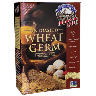 Wheat Germ, Toasted, All Natural