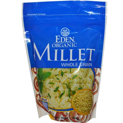 Whole Millet, Organic