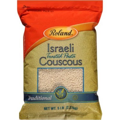 Couscous, Israeli, Traditional, Toasted Pasta