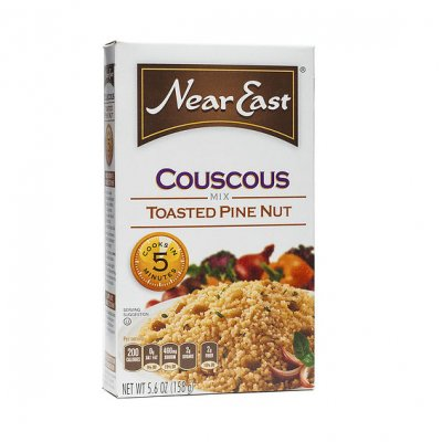 Couscous Mix, Toasted Pine Nut