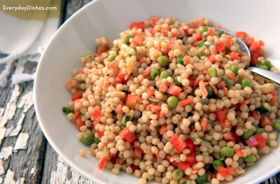 Moroccan Style Pasta Couscous