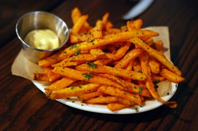 Fries, Sweet Potato