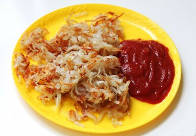 Hash Browns Potatoes, Shredded