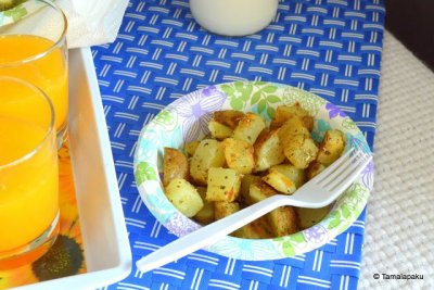 Hash Browns Potatoes, Southern Style