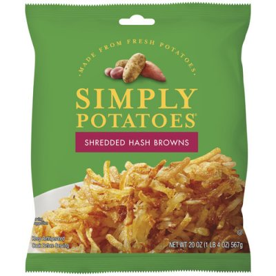 Simply Potatoes Shredded Hash Browns