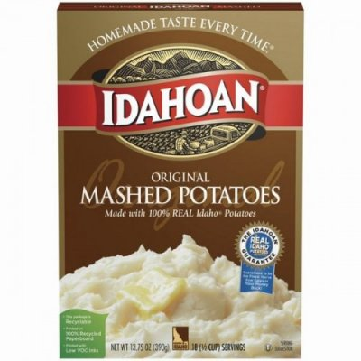 Mashed Potatoes, Original