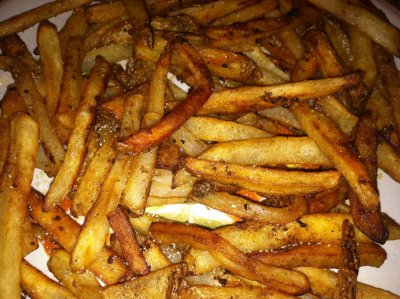 Potato Fries - Handsome Cut