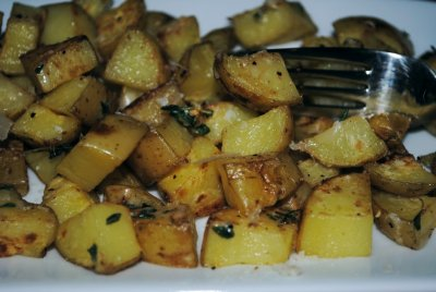 Potatoes, Diced