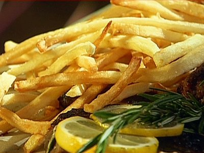 French Fried Potatoes, Classic Cut
