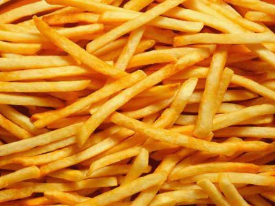 Potatoes, French Fried, French Fries