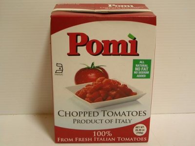 Chopped Tomatoes From 100% Freah Italian Tomatoes