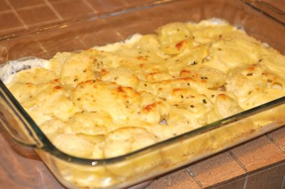 Au Gratin Potatoes, Original