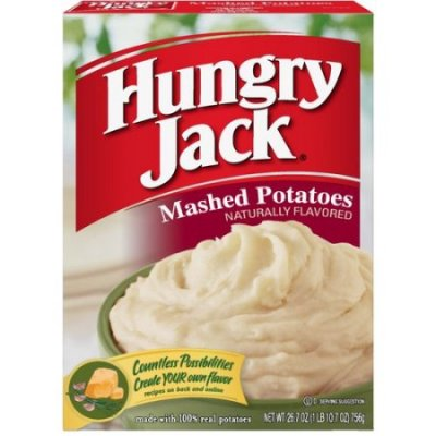 Mashed Potatoes, Naturally Flavored
