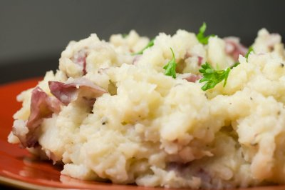 Mashed Potatoes,Roasted Garlic