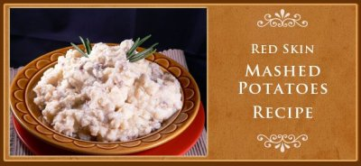 Refrigerated Sides, Mashed Potatoes Buttermilk Red Skin