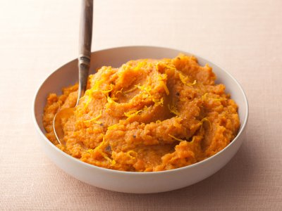 Sweet Potatoes, Mashed