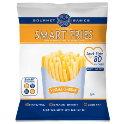 Vintage Cheddar Smart Fries