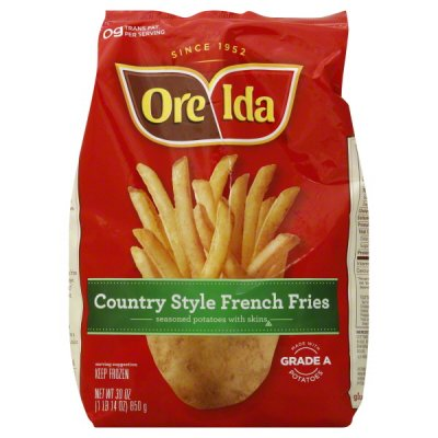 French Fries, Country Style