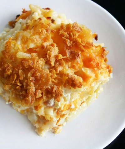 Hashbrowns, Cheesy