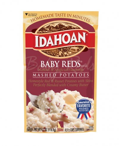 Mashed Potatoes, Baby Reds Flavored