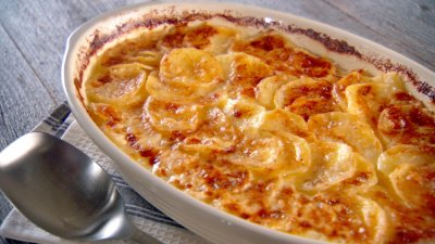 Potatoes, Cheesy Scalloped