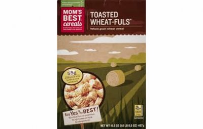 Toasted Wheat Fuls, Whole Grain Wheat Cereal