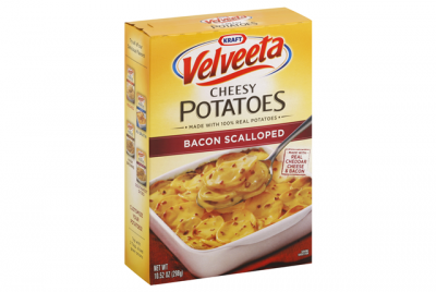 Velveeta, Cheesy Bacon Scalloped Potatoes