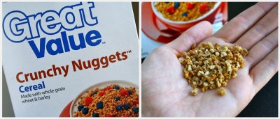 Cereal, Crunchy Nuggets