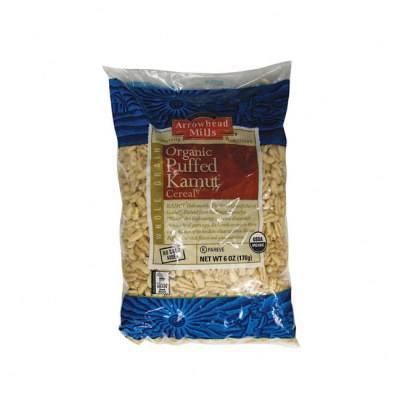 Cereal, Puffed Kamut, Organic
