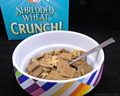 Cereal,Essential Choice Wheat 'N Crunchy