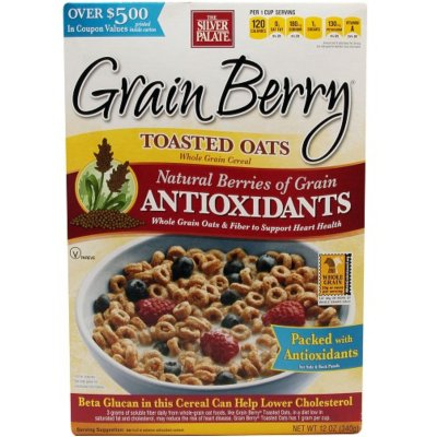 Grain Berry Toasted Oats Whole Grain Cereal