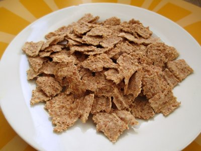 Bran Flakes, Whole Wheat With Wheat Bran Cereal